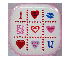 Aurora Valentine's Tic Tac Toe