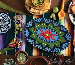 Aurora Talavera Tableware